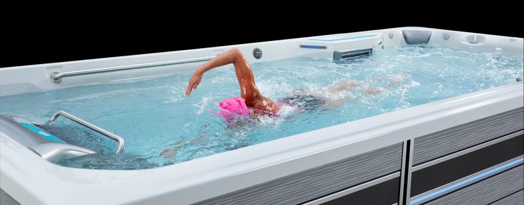 Focus sur le spa de nage