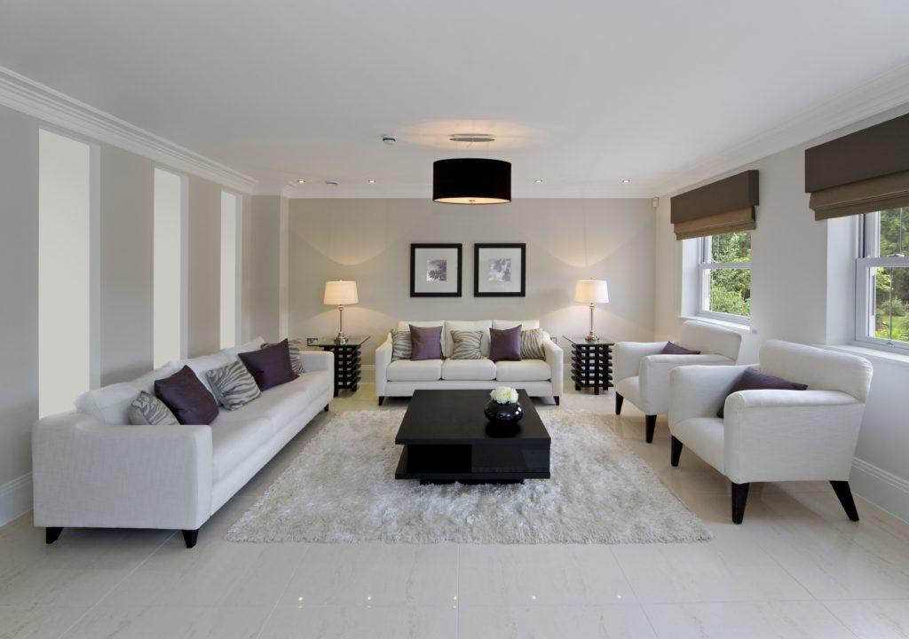 Les meubles de décoration de la maison