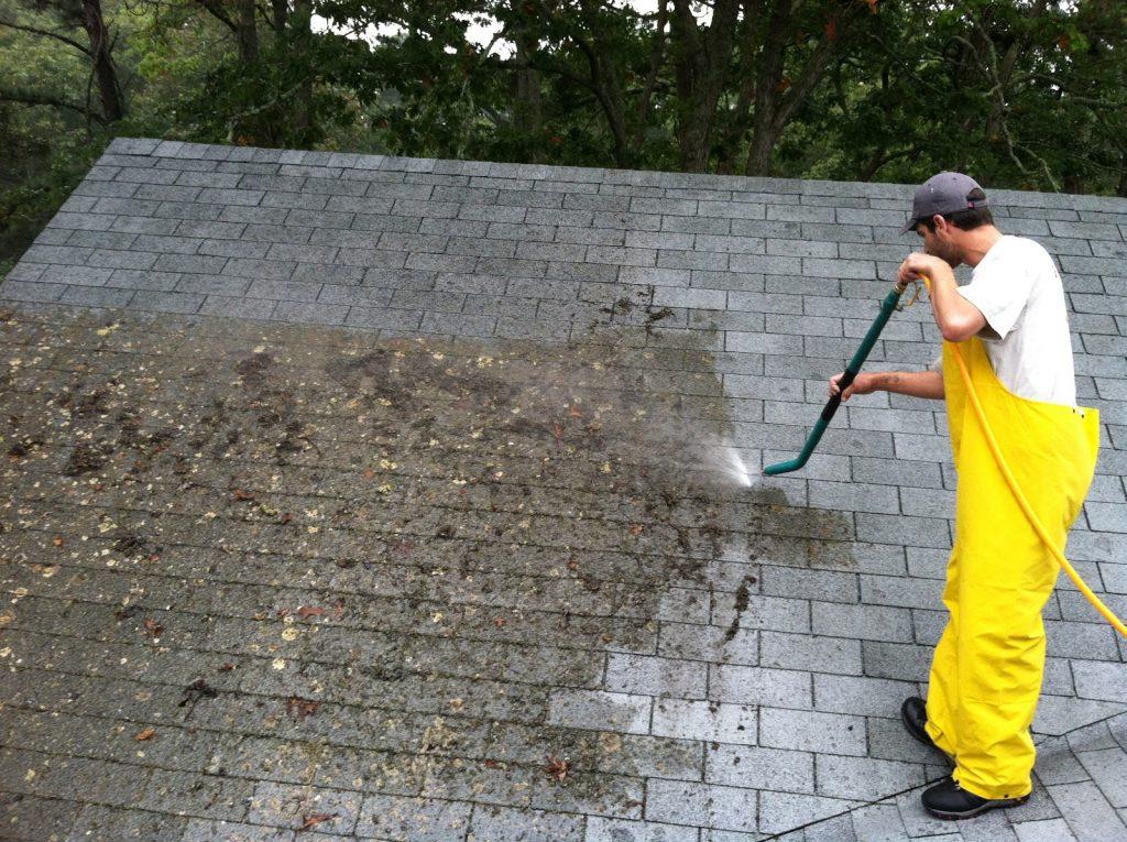 Tout savoir sur le démoussage de la toiture