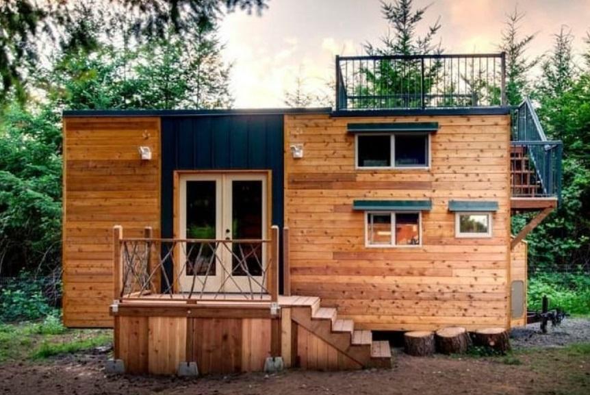 Comment installer la plomberie d'une tiny-house?