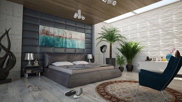 5 idées pour décorer une chambre d'adultes