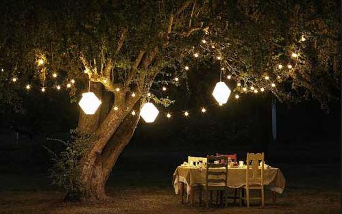 Illuminer son jardin cet été sans se ruiner en électricité