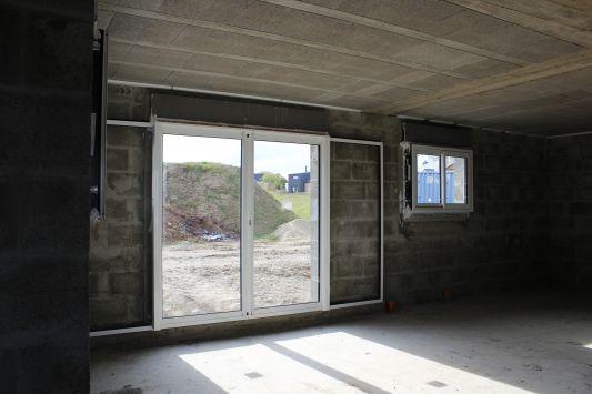 L'installation d'une baie vitrée