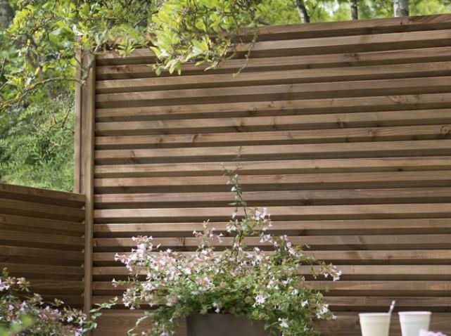 05 idées pour des clôtures de jardin design et pratiques contre les intrusions