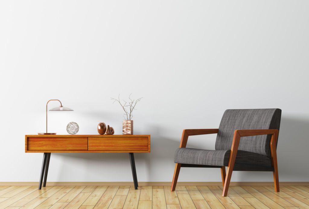 Les caractéristiques du fauteuil design