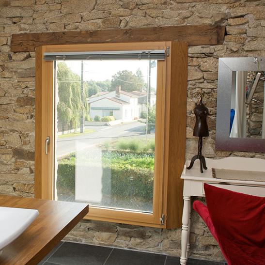 Fenêtre en bois : le choix de la tradition et du naturel