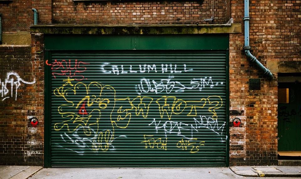 Graffitis: comment s'en débarrasser facilement et rapidement?