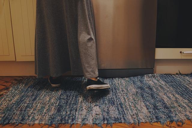 Les avantages à mettre un tapis dans la cuisine