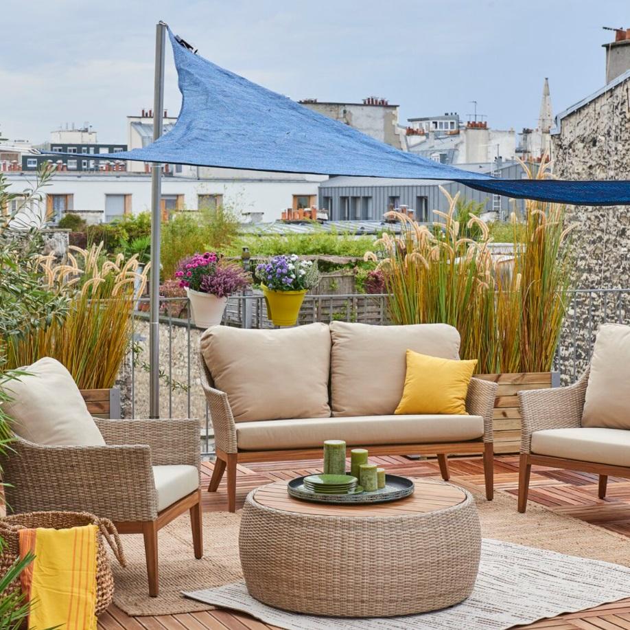 Idées pour aménager une terrasse